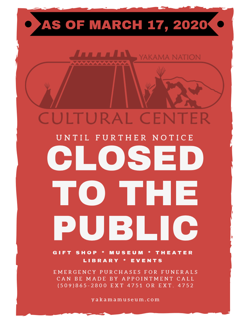 Cultural Center closed